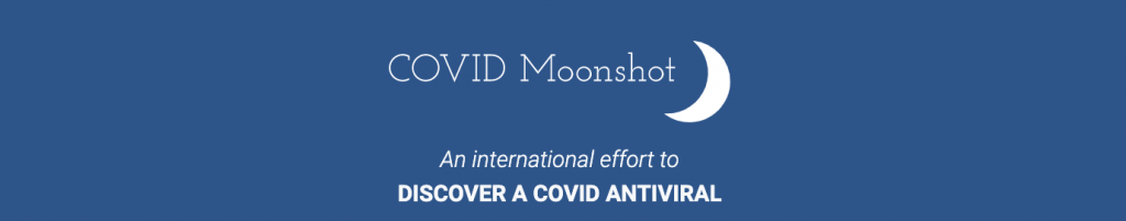 COVID Moonshot: An international effort to discover a COVID antiviral